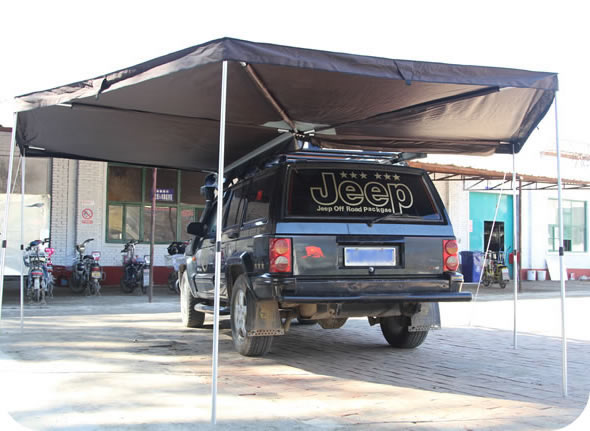 Wing Awning LRWA02 - Longroad Campers Co.Limitd
