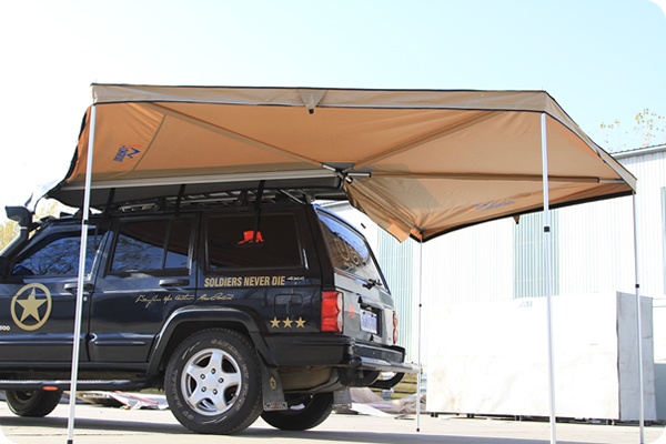 Longroad Side Awning And Foxwing