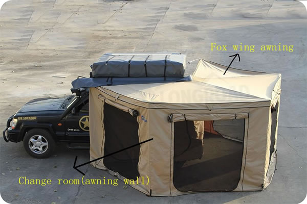 Car Awning Longroad Campers Co Limited