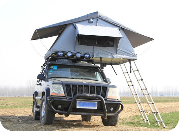ROOF TOP TENT PHOTO