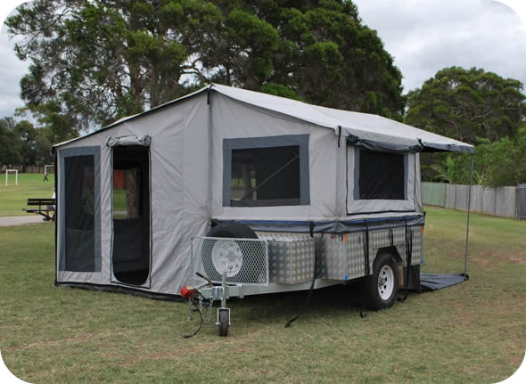 Camper Trailer Tent Longroad Campers Co Limited